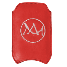etui iphone rouge